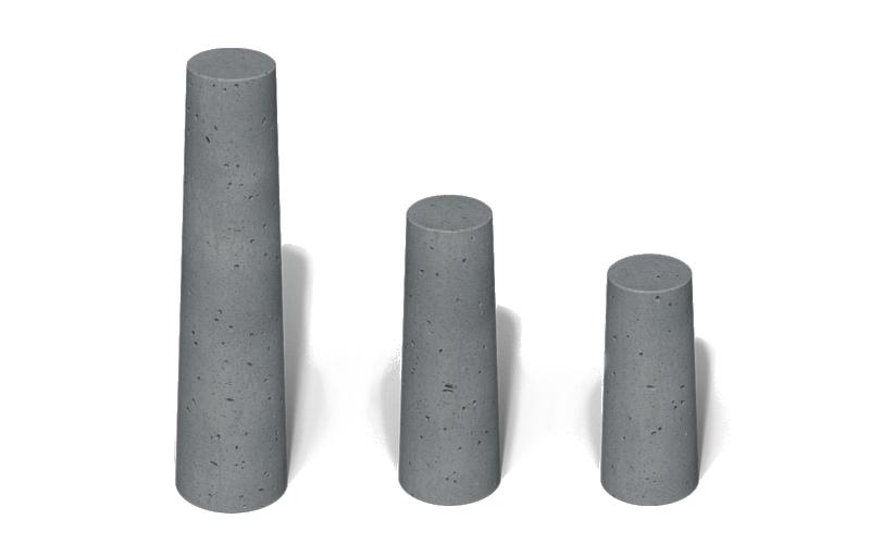 Cône d52.5 (Type AVRI*) en béton